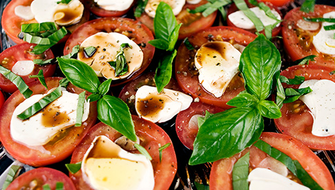Bushel Boy - Recipe - Caprese Salad