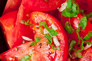 BushelBoy - Recipe - Thumb - Herbed Tomato Platter